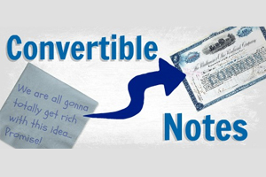 Equity Crowdfunding Convertible Notes