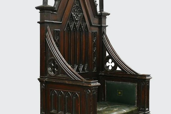 Medieval Thrones Gallery
