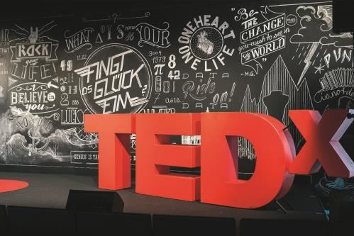 TEDx Letters Gallery
